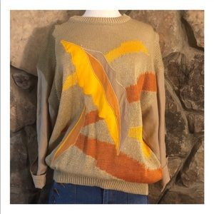 Vintage Escada Oversized Sweater for Spring/Summer